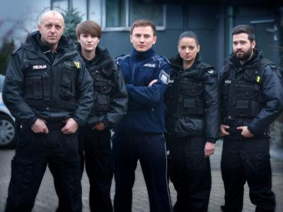 """""""Policjantki i policjanci"""" mają ponad 2,5 mln widzów!"""