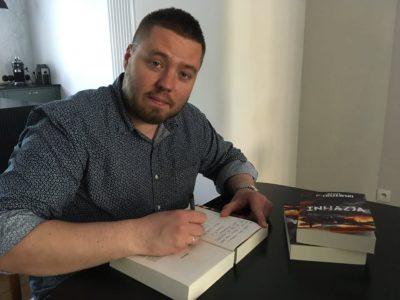Obraz: Wojtek Miłoszewski: Literacki debiut naszego scenarzysty