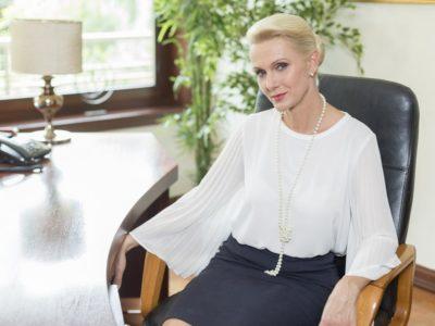 Mecenas Lena Barska