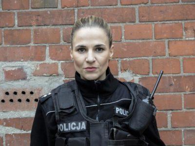 """""""Policjantki i policjanci"""": Serialowa Karolina Rachwał o nowym sezonie (wideo)"""