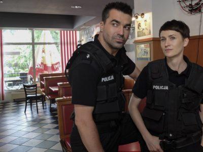 """Obraz: """"Policjantki i policjanci"""": Co nas czeka w tym tygodniu?"""