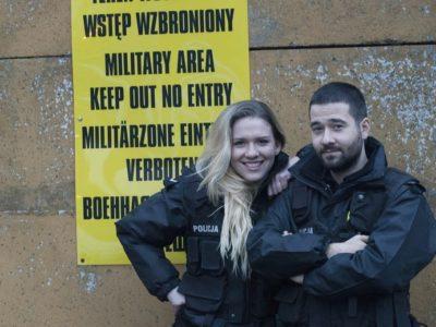 """""""Policjantki i policjanci"""": Alicja wraca do Wrocławia"""