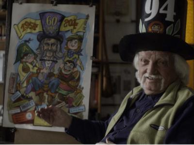 Komiks – Superbohater PRL: Premiera już 7 lipca (wideo)