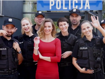 """""""Policjantki i policjanci"""": Tacy ojcowie to skarb! (wideo)"""