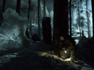 """Zimno, mroczno i groźnie – taka jest """"Wataha"""" (wideo)"""