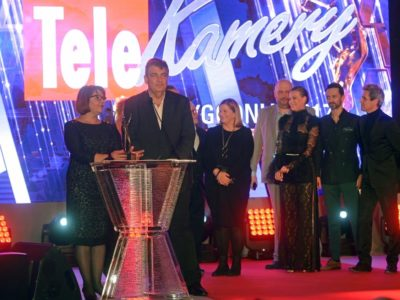 ATM GRUPA shows pick up trophies at 2017 Telekameras!