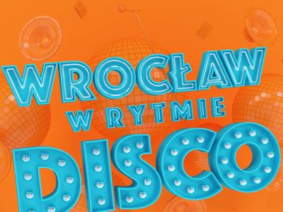 """""""Wrocław w rytmie disco"""" już 14 czerwca na Stadionie Wrocław!"""