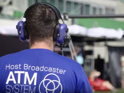 ATM System: Broadcasting of The World Games 2017 (making of)