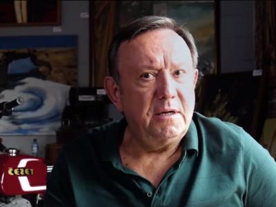 """""""Lombard…"""": Zbigniew Buczkowski o głównej roli w serialu (wideo)"""