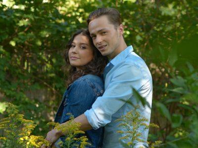 """Obraz: """"Pierwsza miłość"""": Rodzice Kaliny dowiadują się o jej ciąży"""