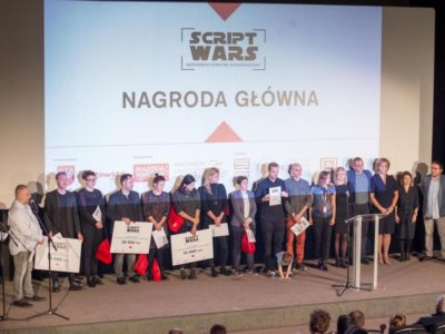 SCRIPT WARS: ATM GRUPA award presented