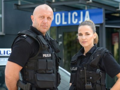 """""""Policjantki i policjanci"""": Będziemy się dalej bardzo lubili (wideo)"""