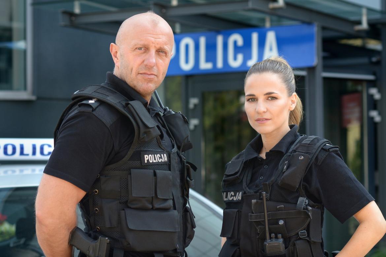 Policjantki I Policjanci Będziemy Się Dalej Bardzo Lubili Wideo