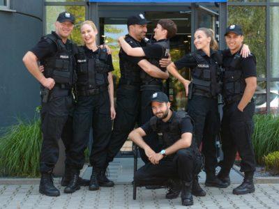 """""""Policjantki i policjanci"""" zapraszają na casting! (wideo)"""