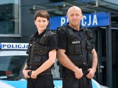 """""""Policjantki i policjanci"""": nowy patrol!"""