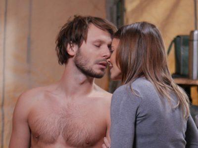 """""""Pierwsza miłość"""": Edyta Herbuś i Mateusz Banasiuk na Walentynki (wideo)"""