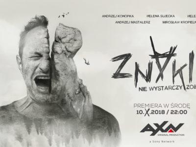 """""""Znaki"""": Premiera 10 października w AXN"""