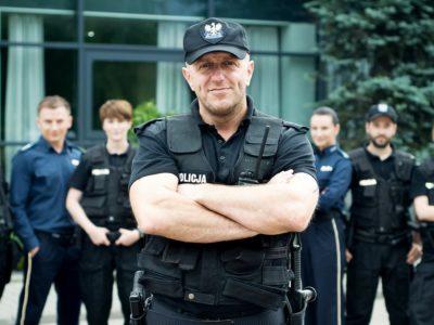 """""""Policjantki i policjanci"""": Porwanie Oli i Marka (making of)"""