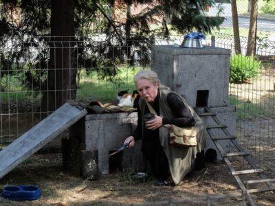 """""""Ojciec Mateusz"""": Katarzyna Walter w Sandomierzu"""