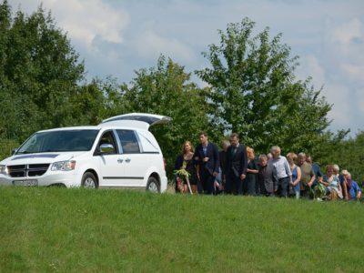 """""""Pierwsza miłość"""": Pogrzeb Seweryna i Kazanowej"""
