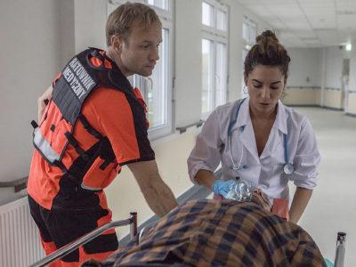 """Echo serca"": Zimowa premiera TVP 1"