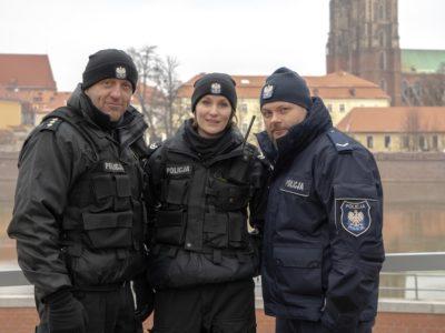"""""""Policjantki i policjanci"""": Making of zwiastuna do X sezonu!"""