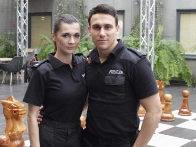 """""""Policjantki i policjanci"""": Porwanie tramwaju! (making of)"""