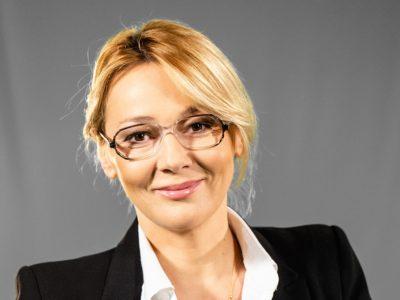Katarzyna Kwiatkowska gościnnie w kamienicy Kiepskich