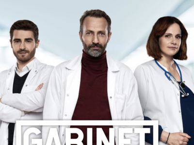 """Nowy serial """"Gabinet numer 5"""" od września w TV4!"""