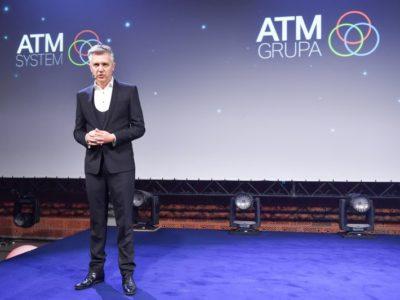 Wernisaż kalendarza ATM Grupy 2019 <br>                     Prezes ATM Grupy Andrzej Muszyński <br>                     fot. Piętka Mieszko/AKPA <br>