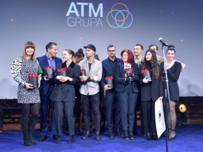 Wernisaż kalendarza ATM Grupy 2019 <br>                     Wernisaż kalendarza ATM Grupy 2019 <br>                     fot. Piętka Mieszko/AKPA <br>
