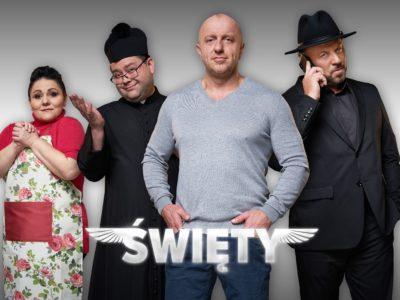 """""""Święty"""" – nowy serial ATM Grupy dla TV4!"""