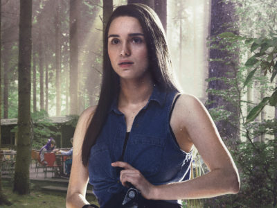 """Tak wyglądają plakaty do serialu """"W głębi lasu""""! ZDJĘCIA"""