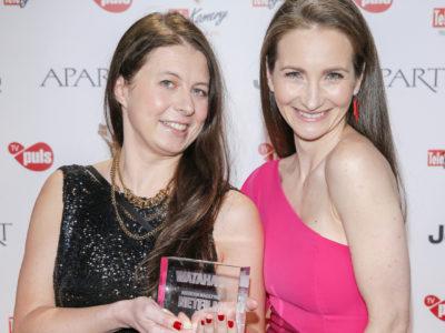 "Agnieszka Niburska (HBO), Dagmara Bąk ""Wataha 3"" <br>                                           fot. Podlewski/AKPA <br>"