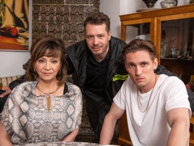 Dzielnica Strachu <br>                                           Grazyna Strachota, Andrzej Mlynarczyk, Filip Gurlacz <br>